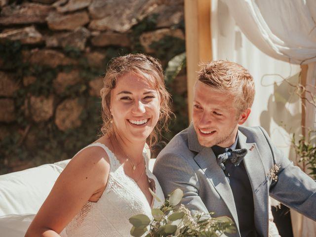 Le mariage de Calvin et Camille à Beauzac, Haute-Loire 39