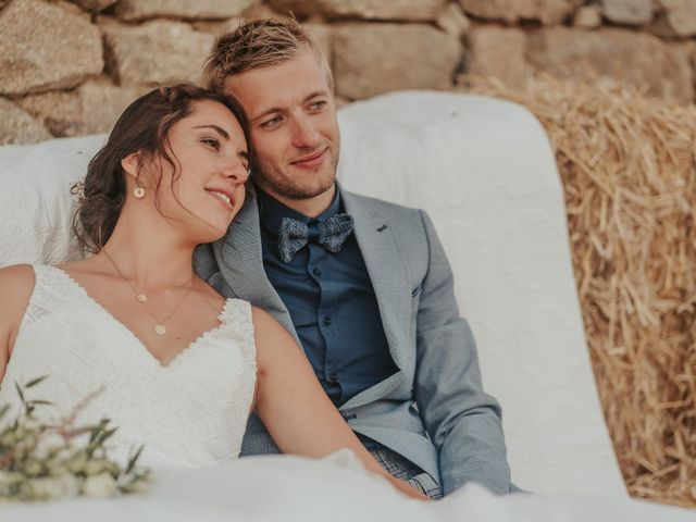 Le mariage de Calvin et Camille à Beauzac, Haute-Loire 56