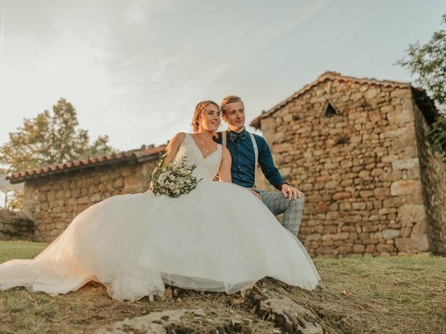 Le mariage de Calvin et Camille à Beauzac, Haute-Loire 58