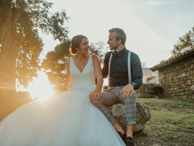 Le mariage de Calvin et Camille à Beauzac, Haute-Loire 59