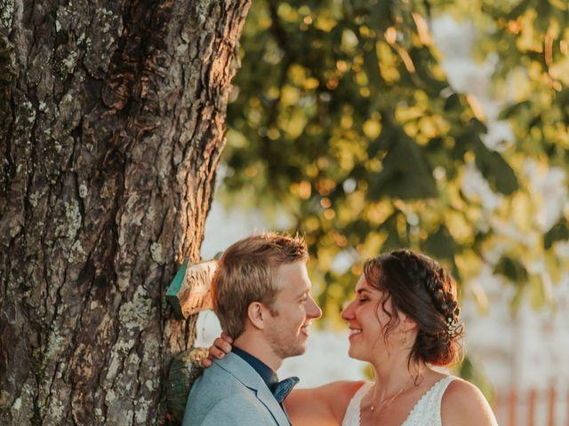 Le mariage de Calvin et Camille à Beauzac, Haute-Loire 60
