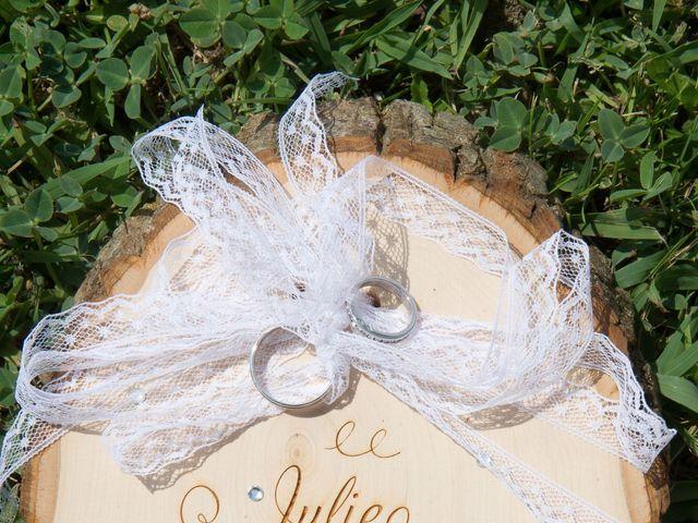 Le mariage de Thibault et Julie à Forcalquier, Alpes-de-Haute-Provence 11