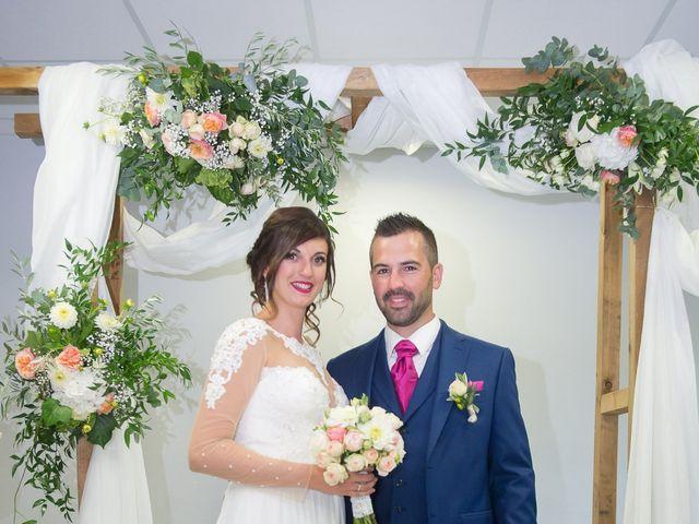 Le mariage de Thibault et Julie à Forcalquier, Alpes-de-Haute-Provence 54