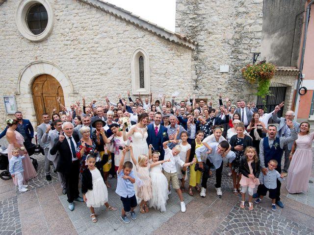 Le mariage de Thibault et Julie à Forcalquier, Alpes-de-Haute-Provence 107