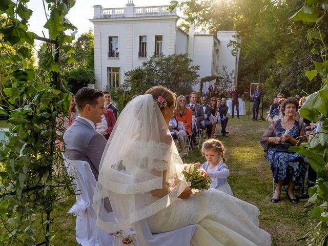 Le mariage de Eric et Aurélie à Saint-Rémy-lès-Chevreuse, Yvelines 6
