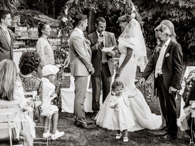 Le mariage de Eric et Aurélie à Saint-Rémy-lès-Chevreuse, Yvelines 9