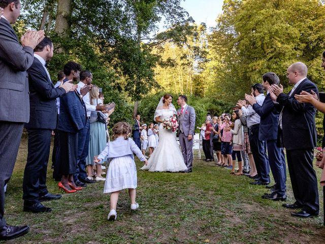 Le mariage de Eric et Aurélie à Saint-Rémy-lès-Chevreuse, Yvelines 10