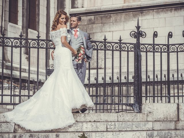 Le mariage de Eric et Aurélie à Saint-Rémy-lès-Chevreuse, Yvelines 27