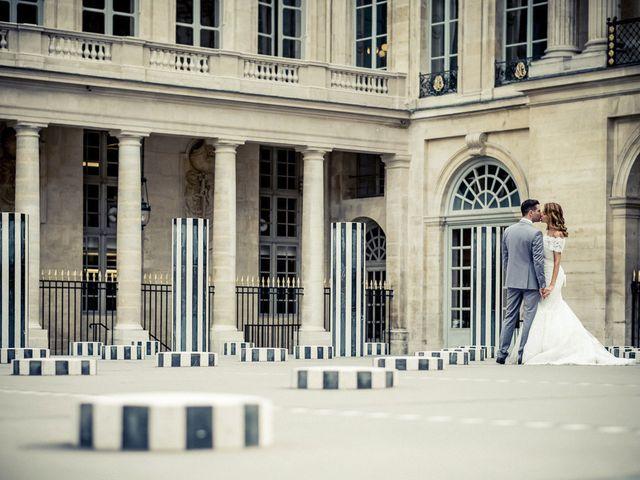 Le mariage de Eric et Aurélie à Saint-Rémy-lès-Chevreuse, Yvelines 28