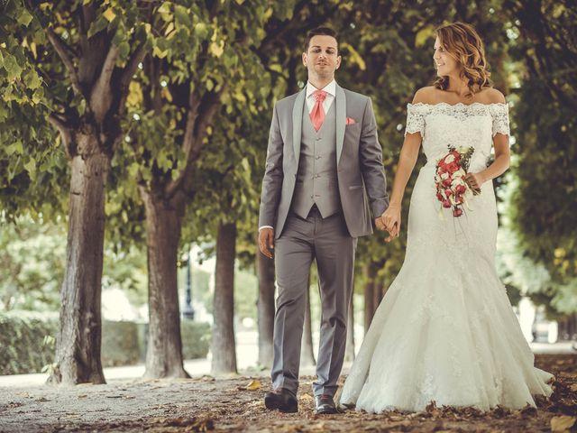 Le mariage de Eric et Aurélie à Saint-Rémy-lès-Chevreuse, Yvelines 29