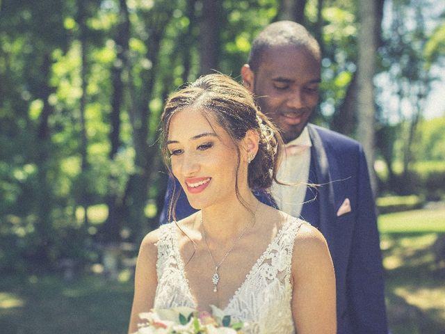 Le mariage de Florian et Floryane