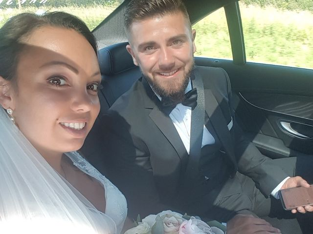 Le mariage de Marjorie  et Nicolas