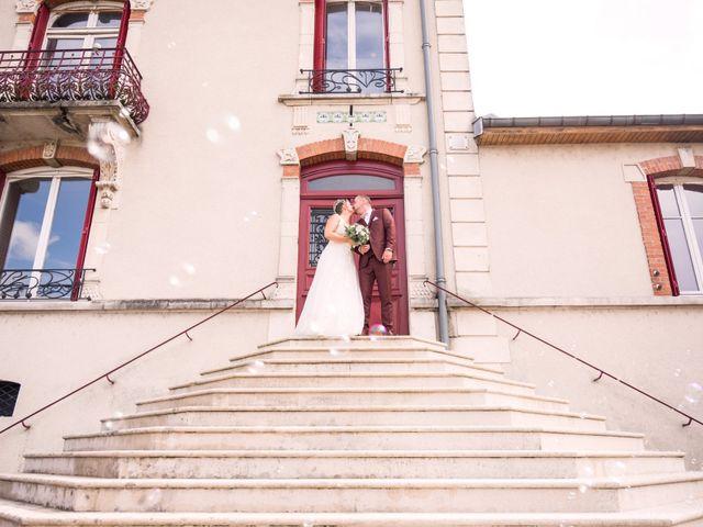 Le mariage de Michael et Gaëlle à Dommartin-lès-Toul, Meurthe-et-Moselle 16