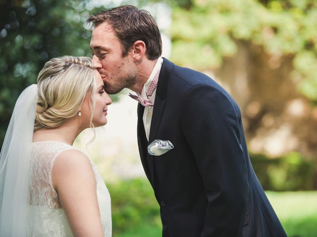 Le mariage de Charlène et Antoine