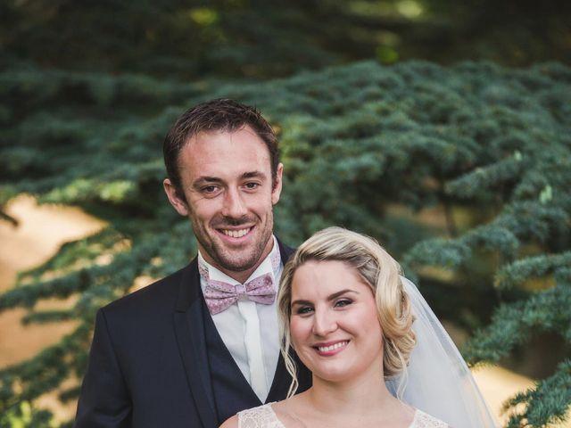 Le mariage de Antoine et Charlène à Vendôme, Loir-et-Cher 25
