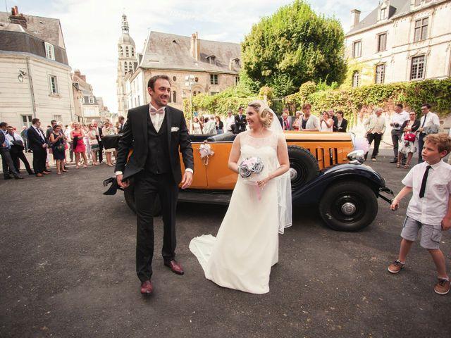 Le mariage de Antoine et Charlène à Vendôme, Loir-et-Cher 41
