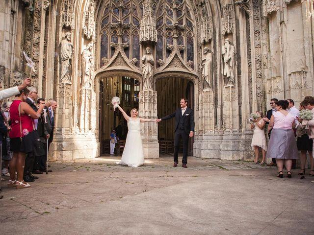 Le mariage de Antoine et Charlène à Vendôme, Loir-et-Cher 45