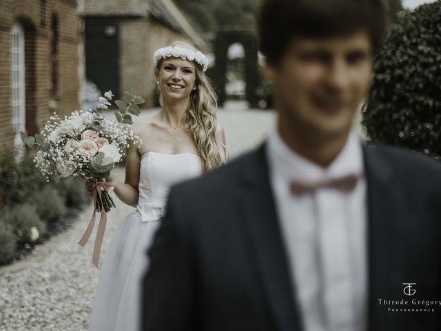 Le mariage de Maximilien  et Alix à Lammerville, Seine-Maritime 3