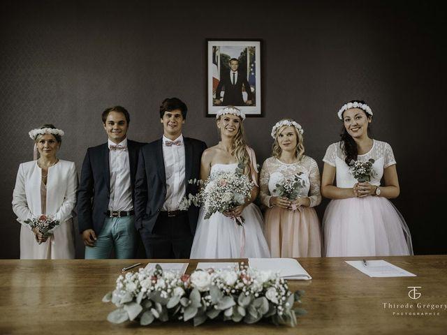 Le mariage de Maximilien  et Alix à Lammerville, Seine-Maritime 5