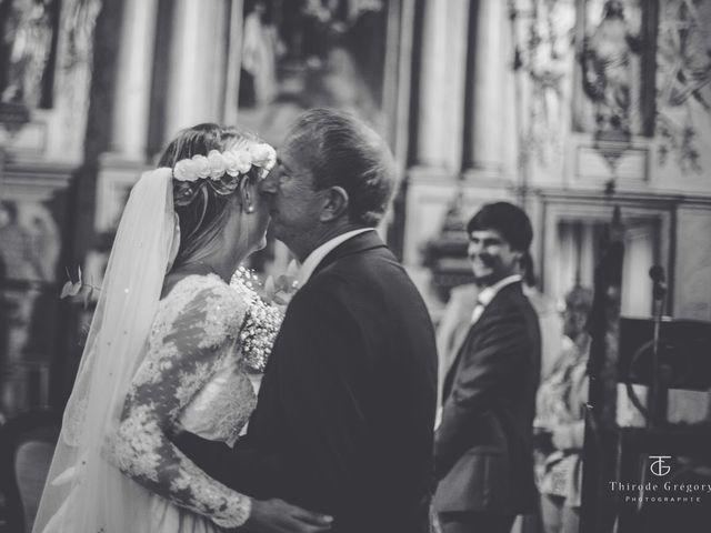 Le mariage de Maximilien  et Alix à Lammerville, Seine-Maritime 7