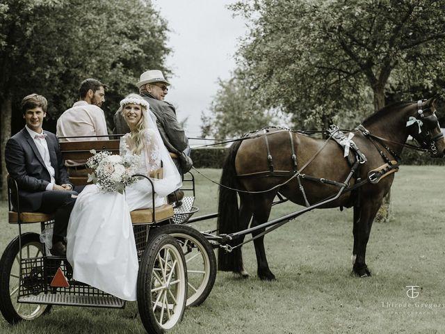 Le mariage de Maximilien  et Alix à Lammerville, Seine-Maritime 10