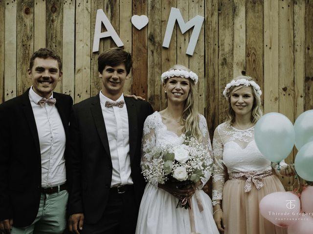 Le mariage de Maximilien  et Alix à Lammerville, Seine-Maritime 11