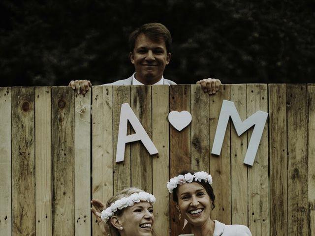 Le mariage de Maximilien  et Alix à Lammerville, Seine-Maritime 12