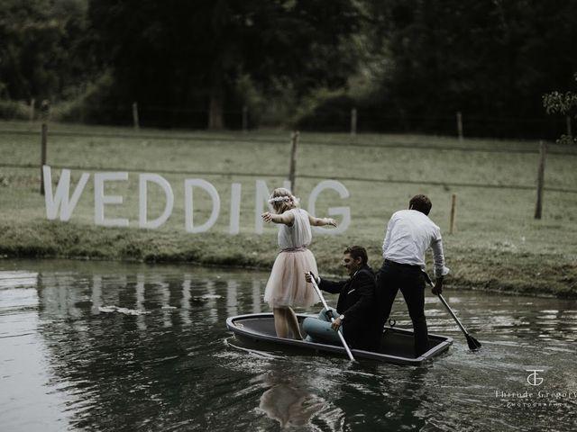 Le mariage de Maximilien  et Alix à Lammerville, Seine-Maritime 31