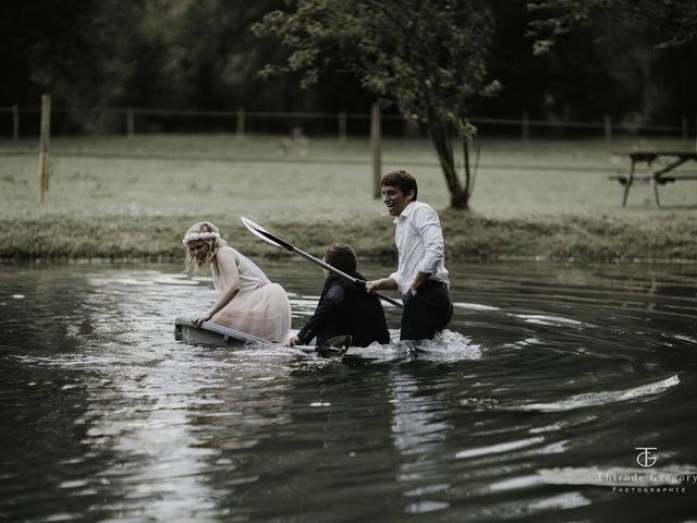 Le mariage de Maximilien  et Alix à Lammerville, Seine-Maritime 32