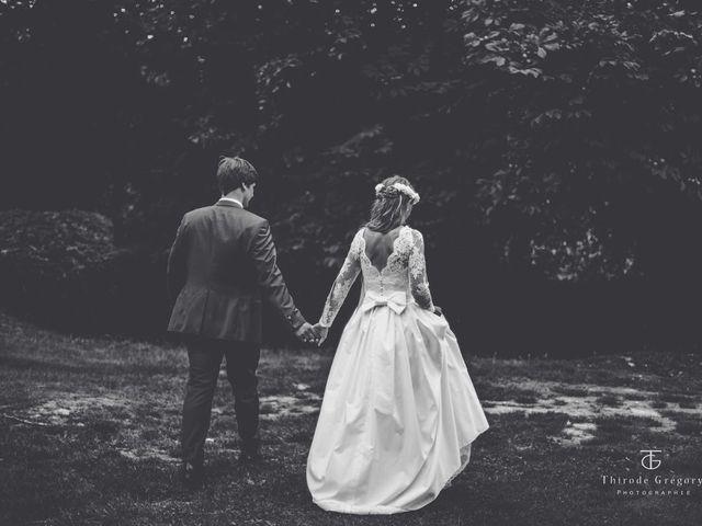Le mariage de Maximilien  et Alix à Lammerville, Seine-Maritime 37