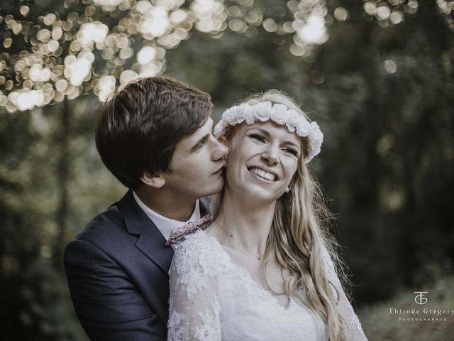 Le mariage de Maximilien  et Alix à Lammerville, Seine-Maritime 42