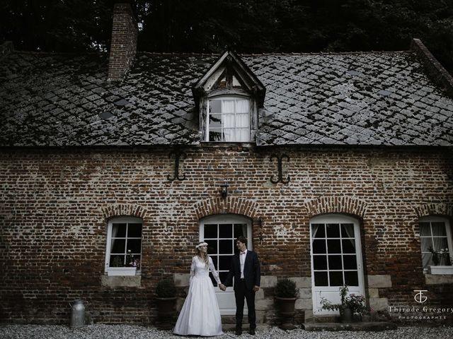 Le mariage de Maximilien  et Alix à Lammerville, Seine-Maritime 45