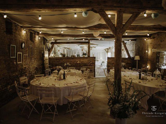 Le mariage de Maximilien  et Alix à Lammerville, Seine-Maritime 48