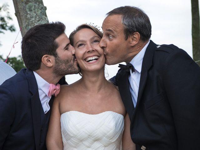 Le mariage de Meghann et Xavier