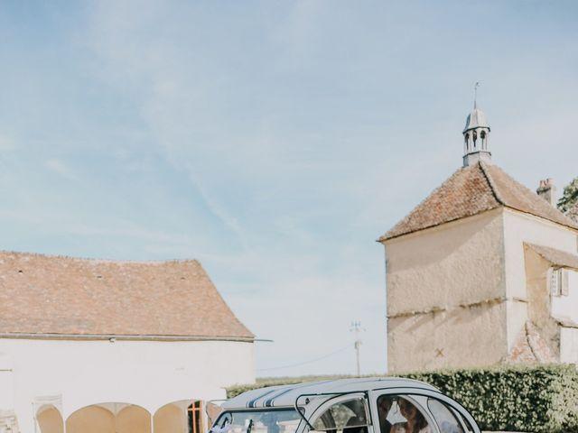 Le mariage de Antoine et Anaïs à Nuits-Saint-Georges, Côte d'Or 3