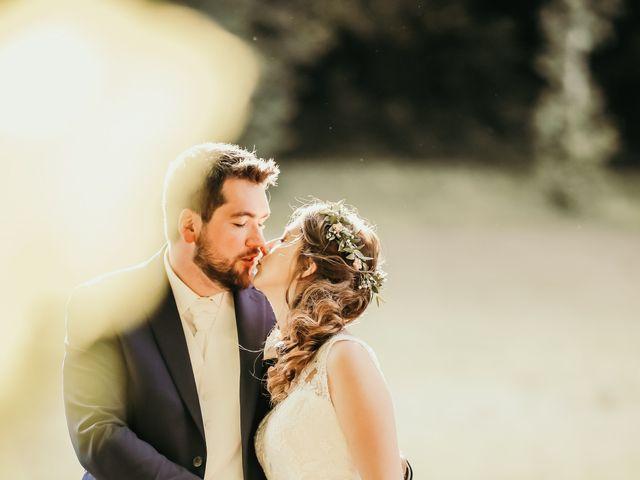 Le mariage de Antoine et Anaïs à Nuits-Saint-Georges, Côte d'Or 10