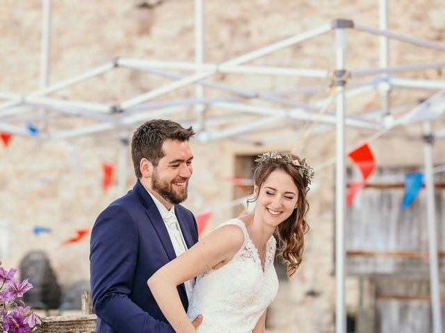 Le mariage de Antoine et Anaïs à Nuits-Saint-Georges, Côte d'Or 14