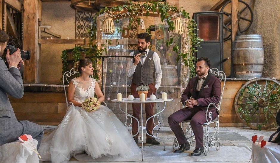Le mariage de Benjamin et Delphine à Hussigny-Godbrange, Meurthe-et-Moselle