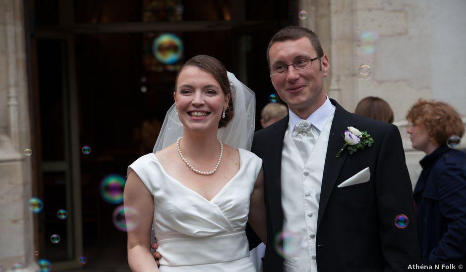 Le mariage de Laurent et Anne - Florence à Sceaux, Hauts-de-Seine