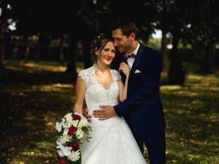 Le mariage de Alexia et Romain
