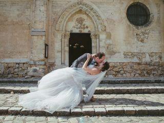 Le mariage de Sabine et Connor