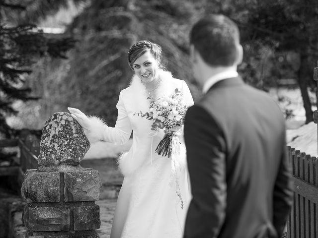 Le mariage de Anthony et Sophie à Embrun, Hautes-Alpes 10
