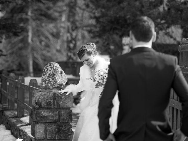 Le mariage de Anthony et Sophie à Embrun, Hautes-Alpes 11