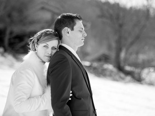 Le mariage de Anthony et Sophie à Embrun, Hautes-Alpes 14