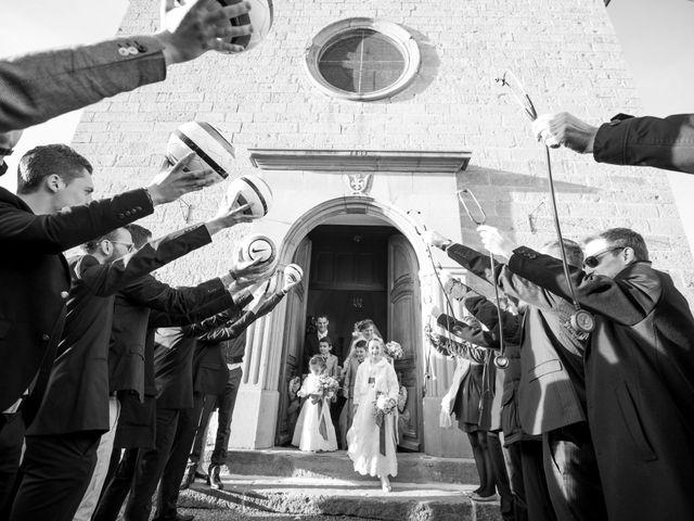 Le mariage de Anthony et Sophie à Embrun, Hautes-Alpes 17