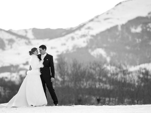 Le mariage de Anthony et Sophie à Embrun, Hautes-Alpes 19