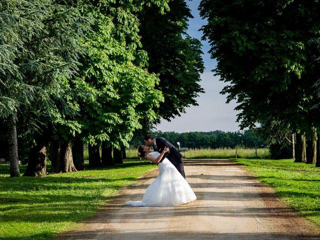 Le mariage de Vincent et Nassira à Vouillé, Deux-Sèvres 1