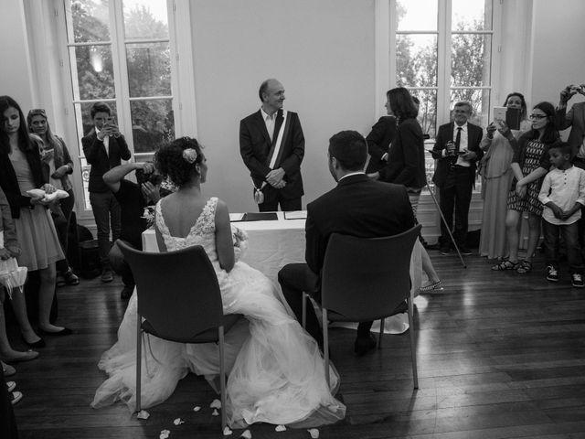 Le mariage de Vincent et Nassira à Vouillé, Deux-Sèvres 20
