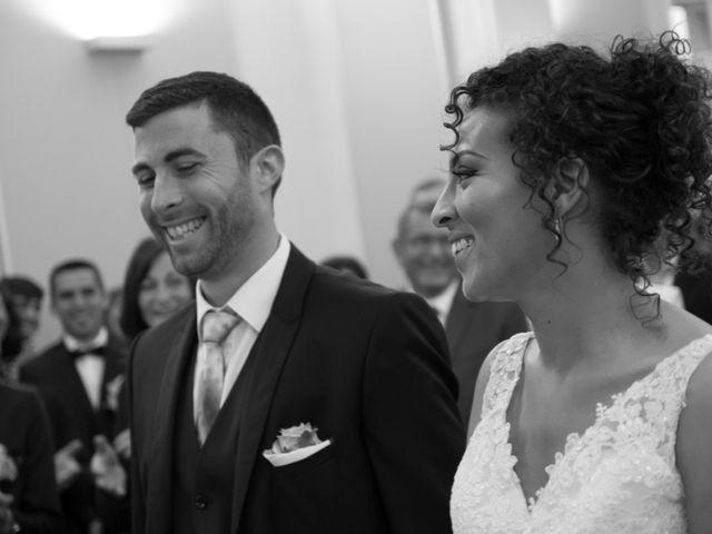 Le mariage de Vincent et Nassira à Vouillé, Deux-Sèvres 22