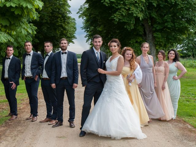 Le mariage de Vincent et Nassira à Vouillé, Deux-Sèvres 42